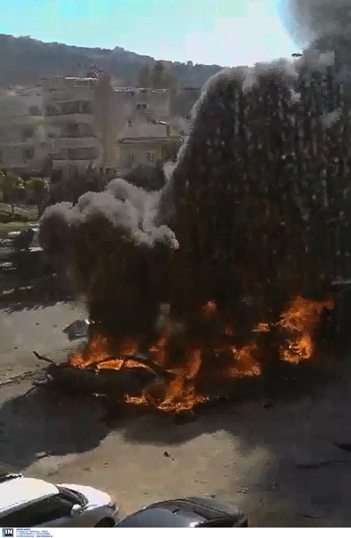 Έκρηξη στη Γλυφάδα: Τα σενάρια που εξετάζει η ΕΛΑΣ - εικόνα 2
