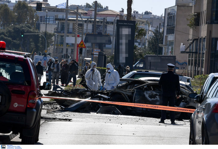 Έκρηξη στη Γλυφάδα: Τα σενάρια που εξετάζει η ΕΛΑΣ - εικόνα 5