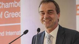 Strauch: Η Ελλάδα πρέπει να μείνει σε συνετό δημοσιονομικό μονοπάτι