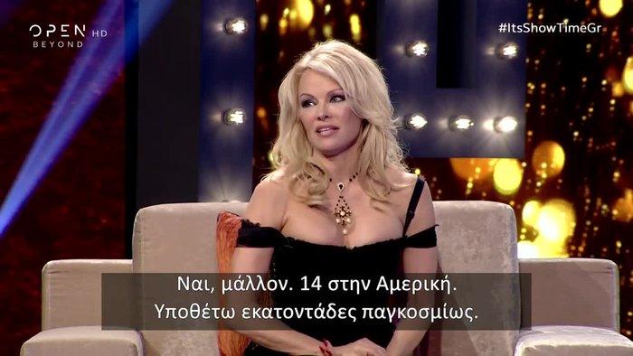 Η Πάμελα αποκάλυψε τo απίστευτο παρασκήνιο των γυμνών στο Playboy - εικόνα 3