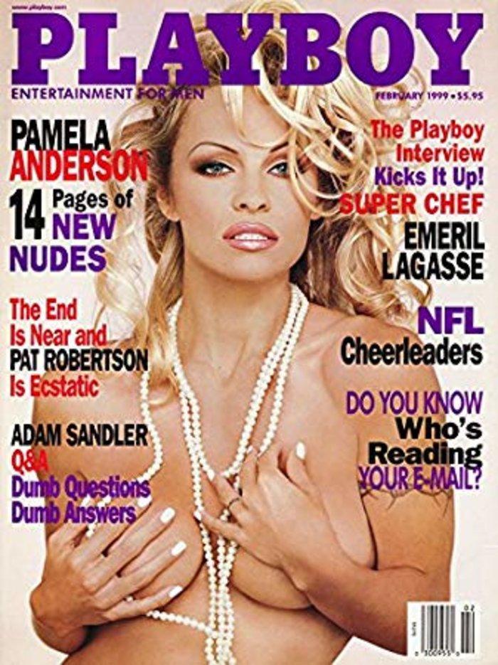 Η Πάμελα αποκάλυψε τo απίστευτο παρασκήνιο των γυμνών στο Playboy - εικόνα 4