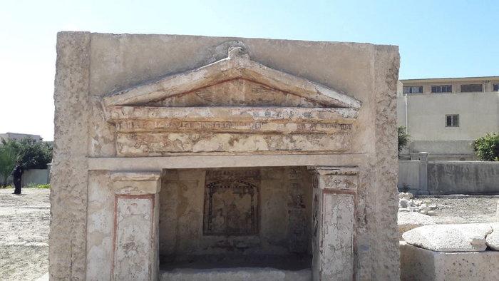 Σχέδιο σωτηρίας για τις ιστορικές κατακόμβες της Αλεξάνδρειας - εικόνα 2