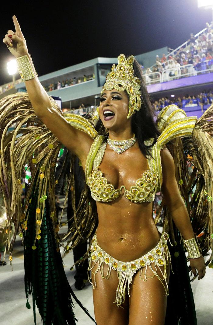 Η καρδιά του Καρναβαλιού «χτυπά» στο Ρίο ντε Τζανέιρο - εικόνα 3