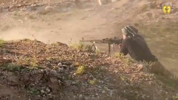 Συρία: Άμαχοι ως «ανθρώπινες ασπίδες» στο τελευταίο προπύργιο του ISIS - εικόνα 2