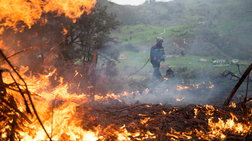 Ισπανία: Εκατό πυρκαγιές στον βορρά εξαιτίας των υψηλών θερμοκρασιών