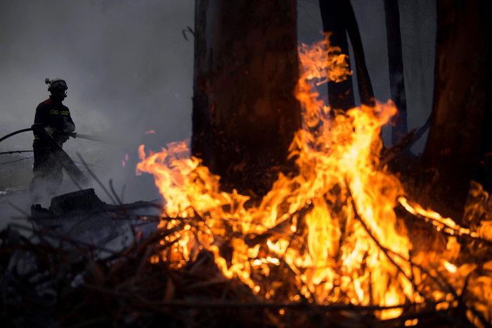 Ισπανία: Εκατό πυρκαγιές στον βορρά εξαιτίας των υψηλών θερμοκρασιών - εικόνα 4