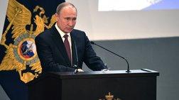 Αναστέλλεται και επίσημα η συμμετοχή της Ρωσίας στη Συνθήκη INF