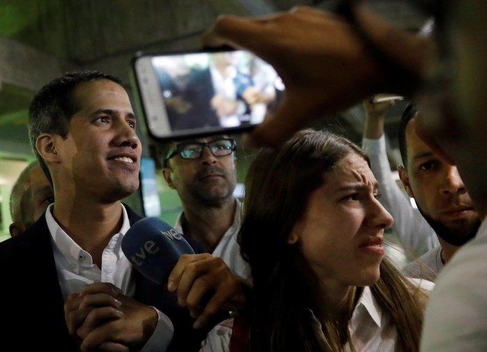 Γκουαϊδό: Πίσω στην αγαπημένη μας χώρα