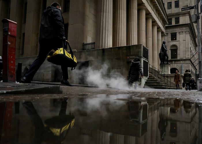 H Νέα Υόρκη αντιμέτωπη με τη σφοδρότερη χιονοθύελλα - Εικόνες - εικόνα 7