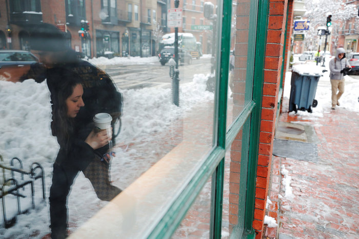 H Νέα Υόρκη αντιμέτωπη με τη σφοδρότερη χιονοθύελλα - Εικόνες