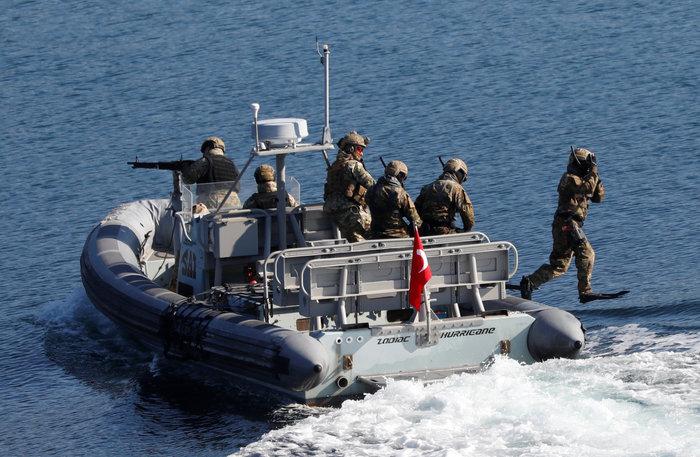 Γαλάζια Πατρίδα: Οι κομάντος και το TCG Bayraktar [Εικόνες] - εικόνα 2