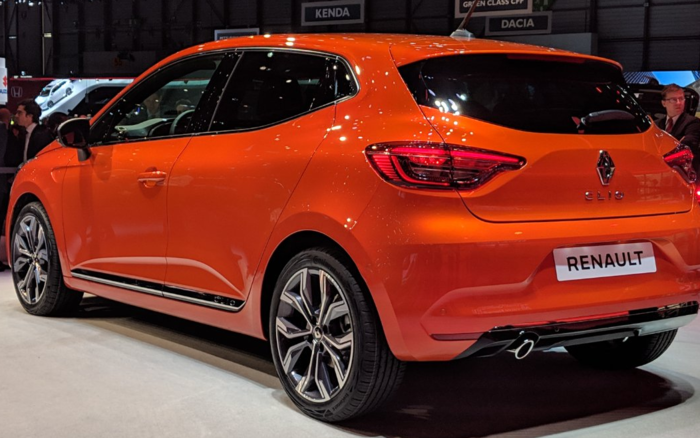 Το νέο Renault Clio ξεσκεπάστηκε