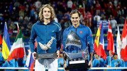 Φέντερερ: Ο Τσιτσιπάς είναι το μελλοντικό αστέρι του τένις
