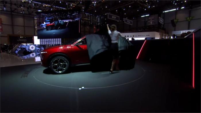 Γενεύη: Η Alfa Romeo Tonale είναι το πρώτο ηλεκτρικό SUV της φίρμας