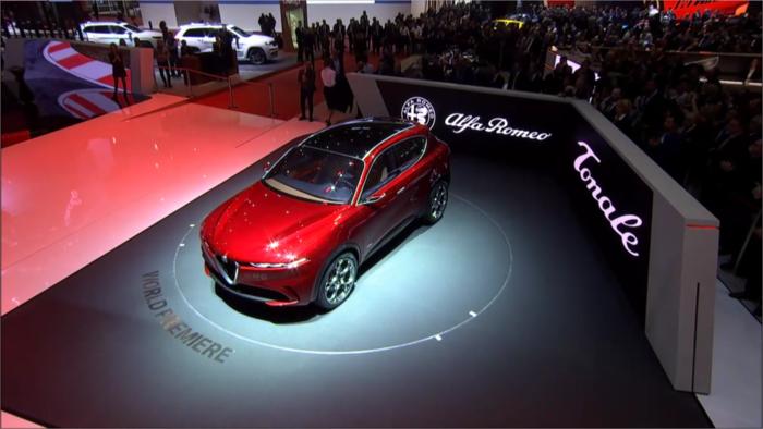Γενεύη: Η Alfa Romeo Tonale είναι το πρώτο ηλεκτρικό SUV της φίρμας - εικόνα 2