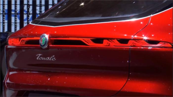Γενεύη: Η Alfa Romeo Tonale είναι το πρώτο ηλεκτρικό SUV της φίρμας - εικόνα 3