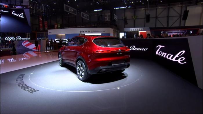 Γενεύη: Η Alfa Romeo Tonale είναι το πρώτο ηλεκτρικό SUV της φίρμας - εικόνα 4