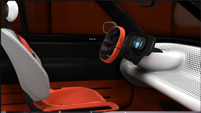 Το Fiat Centoventi είναι ένα όχημα πόλης που θα το χτίζεις εσύ - εικόνα 3