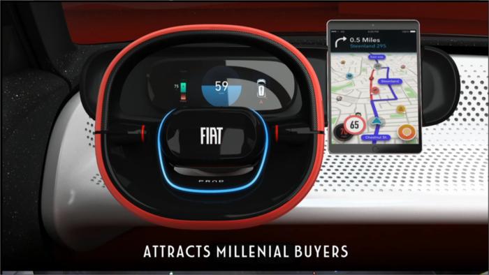 Το Fiat Centoventi είναι ένα όχημα πόλης που θα το χτίζεις εσύ - εικόνα 4