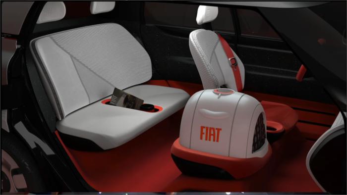 Το Fiat Centoventi είναι ένα όχημα πόλης που θα το χτίζεις εσύ - εικόνα 6