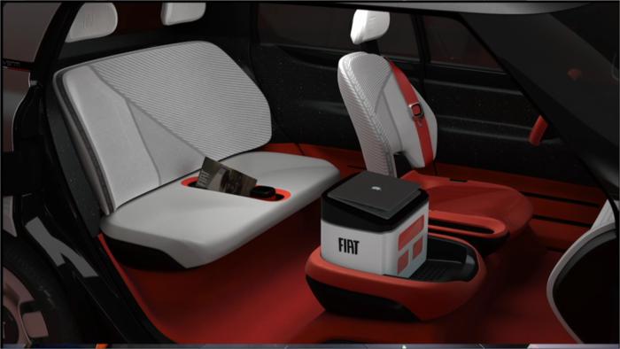 Το Fiat Centoventi είναι ένα όχημα πόλης που θα το χτίζεις εσύ - εικόνα 7