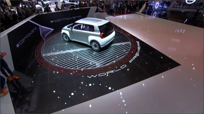 Το Fiat Centoventi είναι ένα όχημα πόλης που θα το χτίζεις εσύ - εικόνα 9
