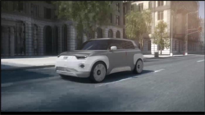 Το Fiat Centoventi είναι ένα όχημα πόλης που θα το χτίζεις εσύ - εικόνα 2