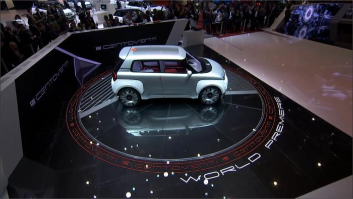 Το Fiat Centoventi είναι ένα όχημα πόλης που θα το χτίζεις εσύ - εικόνα 10