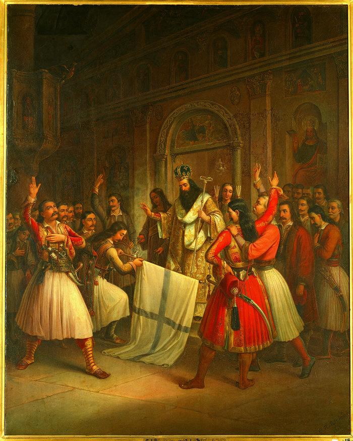 Τρεις τράπεζες και το Μουσείο Μπενάκη για τα 200 χρόνια της Επανάστασης