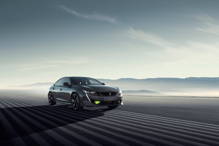 """Το 508 Peugeot Sport δείχνει πόσο """"πράσινες"""" μπορούν να είναι οι επιδόσεις"""
