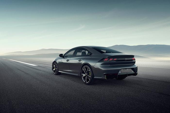 """Το 508 Peugeot Sport δείχνει πόσο """"πράσινες"""" μπορούν να είναι οι επιδόσεις - εικόνα 2"""