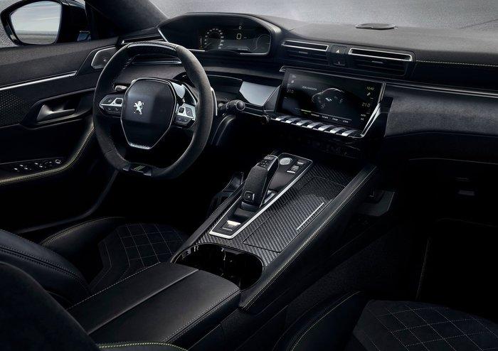 """Το 508 Peugeot Sport δείχνει πόσο """"πράσινες"""" μπορούν να είναι οι επιδόσεις - εικόνα 4"""