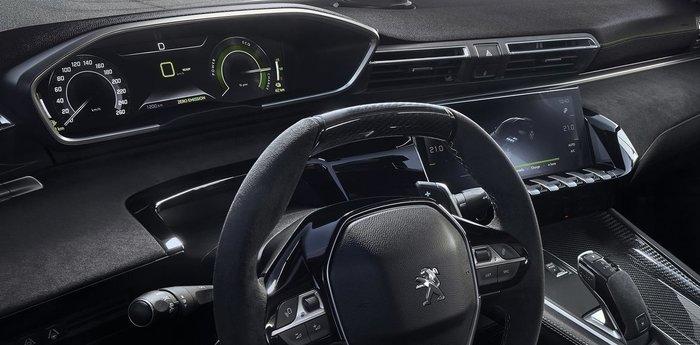 """Το 508 Peugeot Sport δείχνει πόσο """"πράσινες"""" μπορούν να είναι οι επιδόσεις - εικόνα 5"""