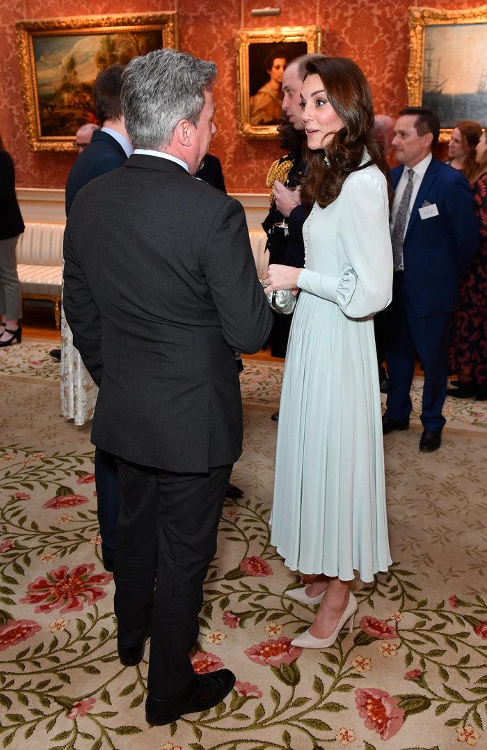 Μακριά και αγαπημένες: Κέιτ και Μέγκαν σε σπάνια κοινή εμφάνιση στο παλάτι