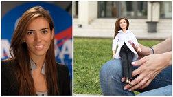 Ελένη Αντωνιάδου: Η Ελληνίδα της NASA έγινε η πρώτη Barbie από την Ελλάδα