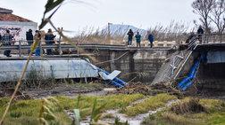 Χανιά: Στα 17 εκατ. ευρώ το ύψος των ζημιών από την κακοκαιρία
