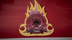 Φωτιά σε διαμέρισμα στην Πάτρα- Φόβοι για εγκλωβισμένους