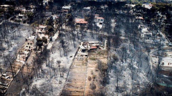Μάτι: Διάλογοι-σοκ και ανύπαρκτο σχέδιο διάσωσης - εικόνα 2