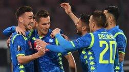 Europa League: Με άνεση Τσέλσι και Νάπολι