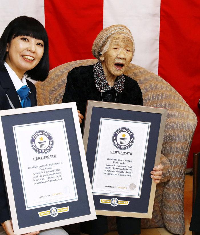 Τα μυστικά μακροζωίας της γηραιότερης γυναίκας στον κόσμο - εικόνα 2