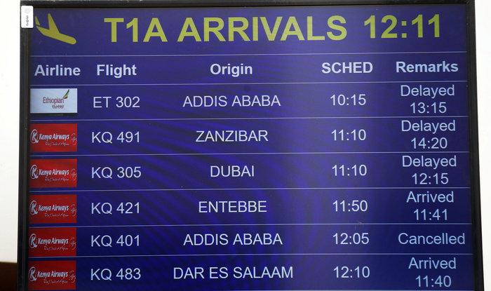 Nεκροί και οι 157 επιβαίνοντες στην πτήση της Ethiopian Airlines - εικόνα 3