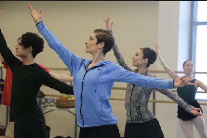Κάθριν Ρέφορντ: Μια γενναία χορεύτρια με καρκίνο στον εγκέφαλο