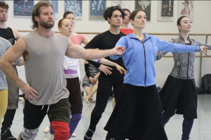 Κάθριν Ρέφορντ: Μια γενναία χορεύτρια με καρκίνο στον εγκέφαλο - εικόνα 2