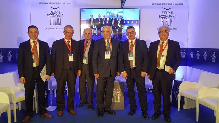 Delphi Economic Forum: Σημαντική παρέμβαση ΕΑΣΕ για την ανταγωνιστικότητα