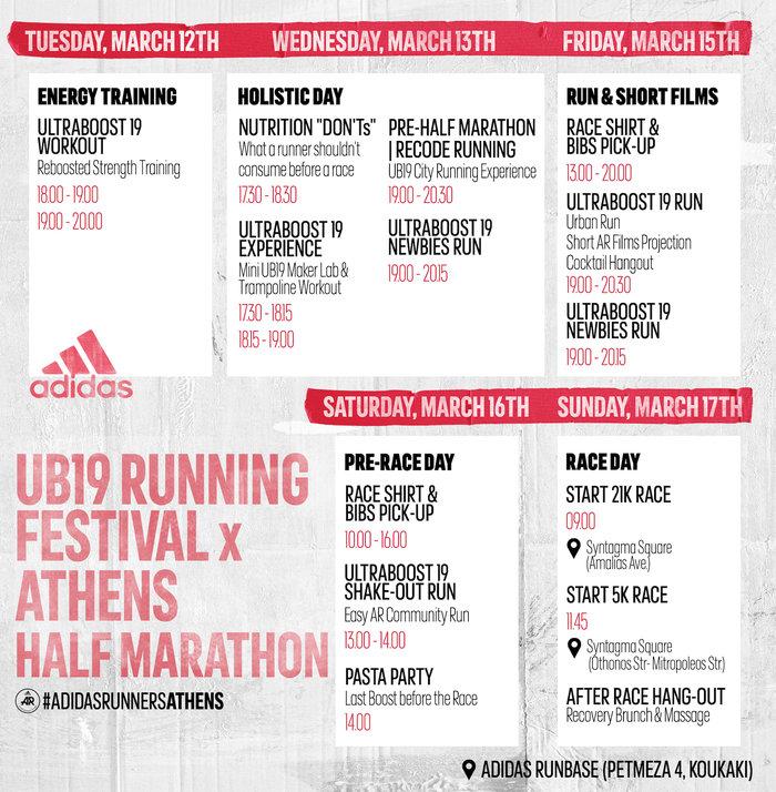 Η Adidas ορίζει τη νέα εποχή του running