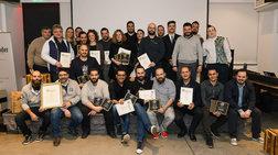 Οι μπίρες της Ζυθοποιίας Αταλάντης στην κορυφή των BeerBartender Awards