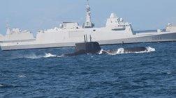 i-fregata-elli-kai-to-upobruxio-papanikolis-se-natoiki-askisi