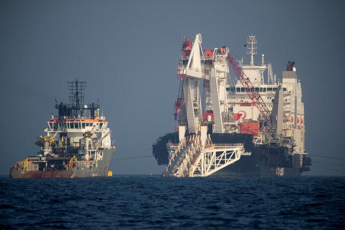 Ρωσία: Ο αγωγός Nord Stream-2 έχει ολοκληρωθεί κατά 34%