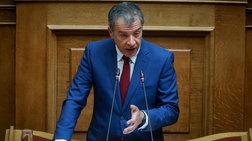 Θεοδωράκης: Η κομματική εξουσία ο μοναδικός στόχος των περισσότερων