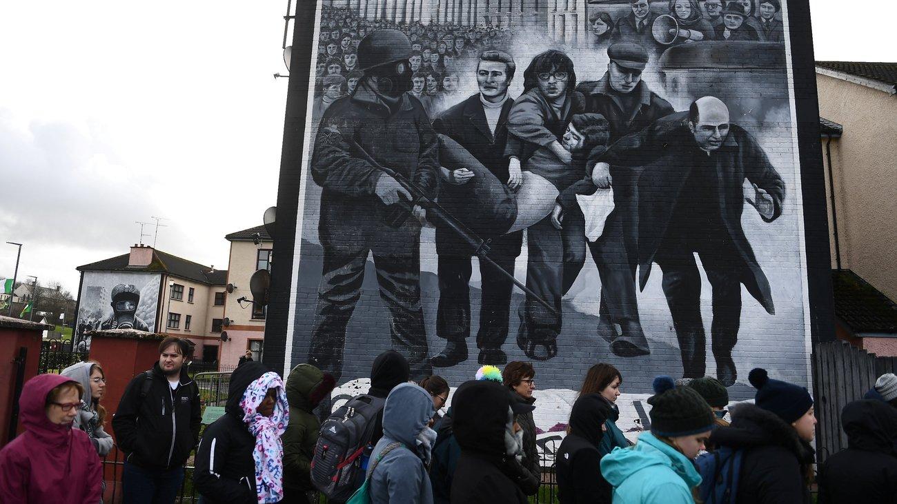 Η Ματωμένη Κυριακή των Ιρλανδών - U2